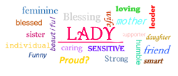 Proud to be a Lady