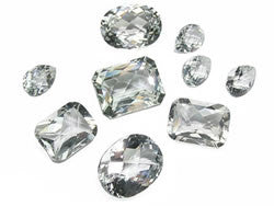 The Precious Gemstone White Topaz
