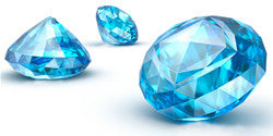 The Precious Gemstone Blue Topaz