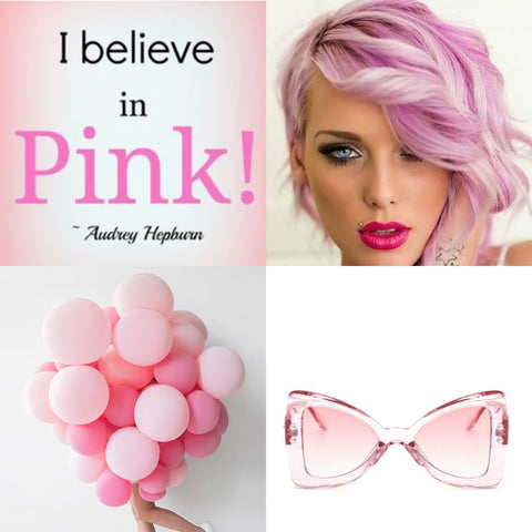 La Mia Cara - Jewelry & Accessories -SPLASH OF PINK