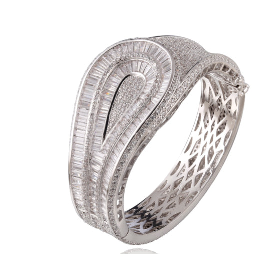 La Mia Cara Jewelry - Milano - Cubic Zirconia Bangle