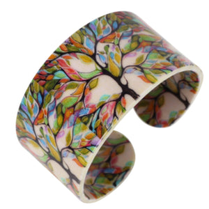 Montebello - Acrylic Colorful Love Bangle