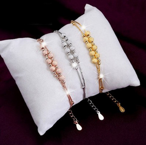 La Mia Cara Jewelry & Accessories - Semplicità - Charm Jewelry Lucky Beads Anklet