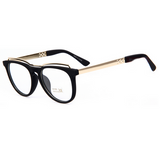 La Mia Cara Jewelry - Düsseldorf Black - Cat Eye Business Classic Frame for Bifocals