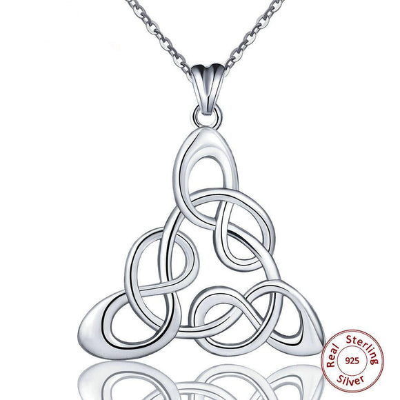 La Mia Cara Jewelry -  Eudora Celtics Knot Necklaces