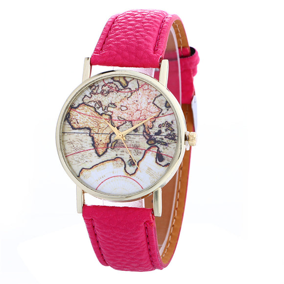 La Mia Cara Jewelry - Fabiana - Retro Traveller Watch