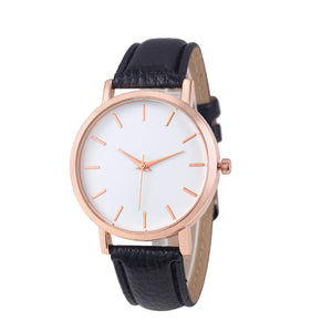 La Mia Cara Jewelry - Femmina Collection Black - Luxury Fashion Casual Quartz Women Watch