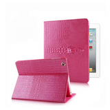 Impronta Animale Custodia - 3D Slim Crocodile Leather Case for iPad Air 1/2 &  iPad 5/6 - LA MIA CARA JEWELRY - 5