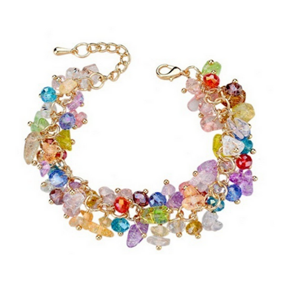 La Mia Cara Jewelry - Incanto Multi - Colorful Crystal Bracelet