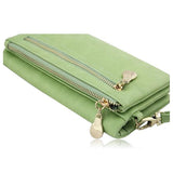 Klaudia - 8 Colors Day Clutch Wallet Purse - LA MIA CARA JEWELRY - 9