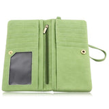 Klaudia - 8 Colors Day Clutch Wallet Purse - LA MIA CARA JEWELRY - 10
