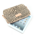 Leopardo Manica - Laptop Sleeve for Notebook Tablet - LA MIA CARA JEWELRY - 1