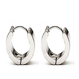 La Mia Cara Jewelry & Accessories - Mateo - Stainless Steel Stud Earrings