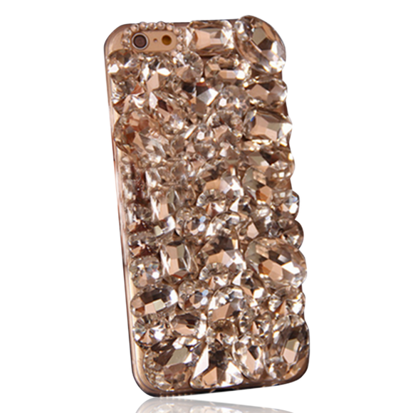 Scintillante Notti - Bling Rhinestone Crystal Diamond Phone Case - LA MIA CARA JEWELRY - 1