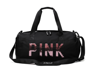 La Mia Cara - Black Pink Settimana - VIP High Quality Gym Bag