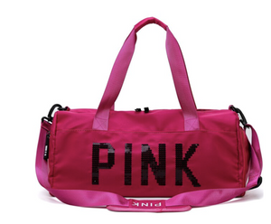 La Mia Cara - Pink Settimana - VIP High Quality Gym Bag