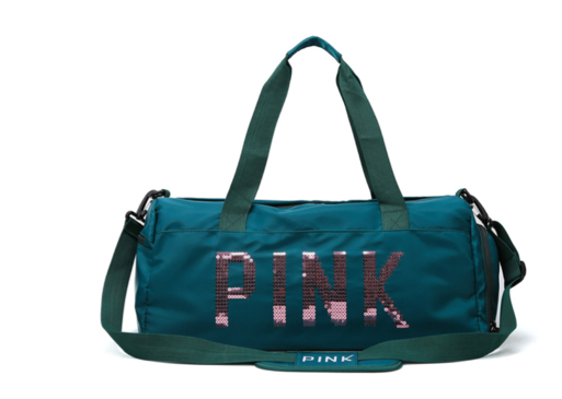 Turquoise Pink Settimana - VIP High Quality Gym Bag