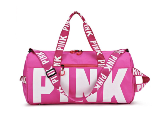 La Mia Cara - Pinki Pink Settimana - VIP High Quality Gym Bag