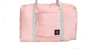 La Mia Cara  - Pink Bagaglio Supplementary - Large Capacity Nylon Foldable Travel Bag
