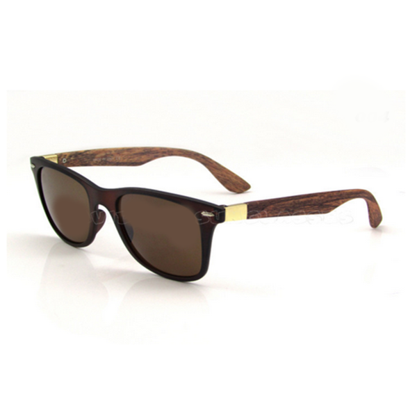 Tokio - 6 Colors Bamboo Wood Sunglasses Men UV400 - LA MIA CARA JEWELRY - 1