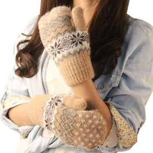 LA MIA CARA  -  Norway Beige - Cashmere Female Gloves
