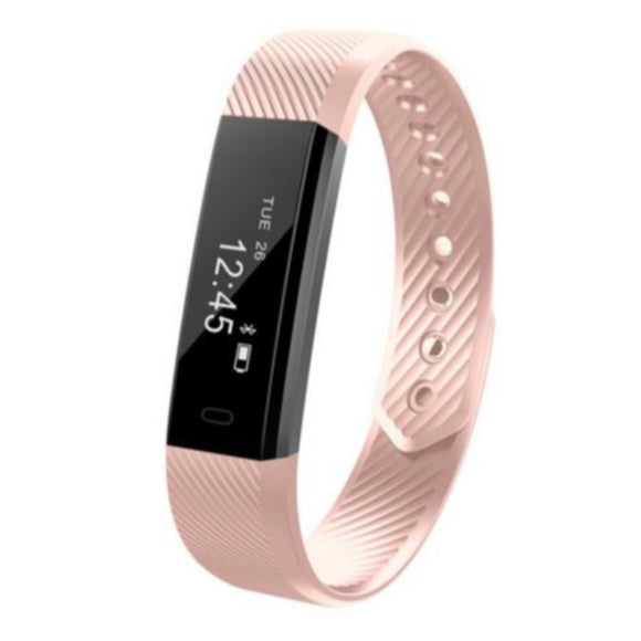 La Mia Cara Jewelry  - SMARCENT- Fitness Tracker Watch Bluetooth for IOS or Android