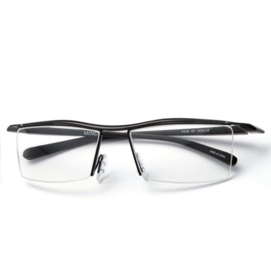 La Mia Cara - Pisa Black - Reading Glasses for Men