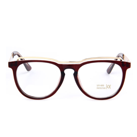 La Mia Cara Jewelry - Düsseldorf Maroon - Cat Eye Business Classic Frame for Bifocals