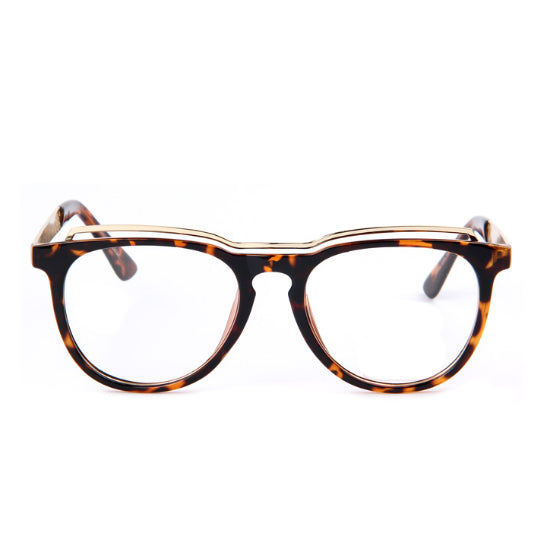 Düsseldorf Print - Cat Eye Business Classic Frame for Bifocals