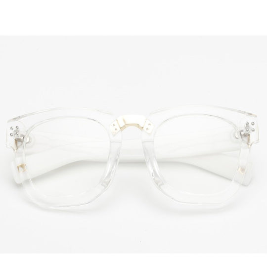 ASTORIA WHITE - WOMEN'S DESIGNER SUPER BOLD GLASSES