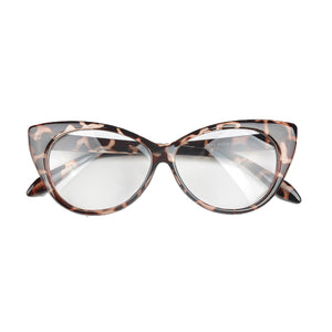 La Mia Cara Jewelry & Accessories - Leopard Berlin - Spectacle Cat Eye Optical Glasses