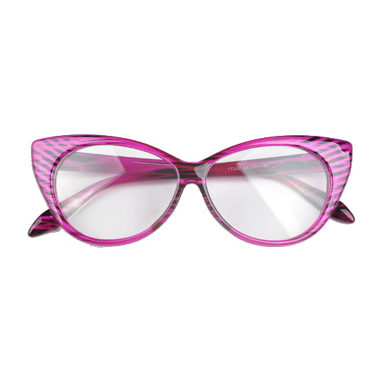 La Mia Cara - Pink Berlin -  Spectacle Cat Eye Optical Glasses