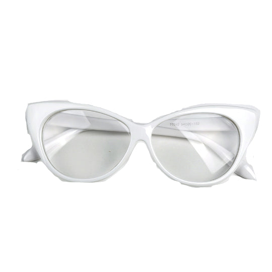 La Mia Cara - White Berlin -  Spectacle Cat Eye Optical Glasses