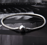 La Mia Cara Jewelry - Sempre Pearl- Bangle Bracelets for Pandora Charms