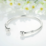 La Mia Cara Jewelry - Sempre Bangle - Bangle Bracelets for Pandora Charms