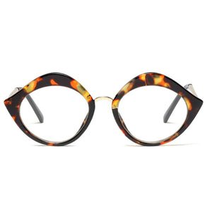 La Mia Cara - Miao Leopard - Oversize Optical Glasses