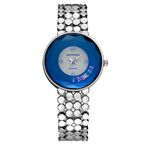 La Mia Cara Jewelry - Baosaili - Filloretta Stainless Steel Strap Fashion Watch