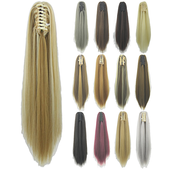 La Mia Cara  - Dritto - Hairpiece Clip -Hair Extensions