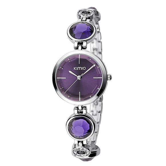 La Mia Cara Jewelry - Kimio - Zircon Bracelet Watch For Women