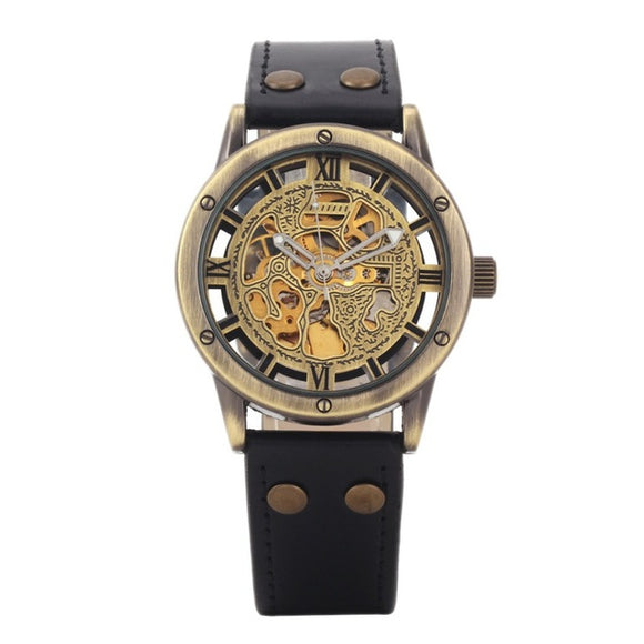 La Mia Cara Jewelry - Balight - Ferris -Mechanical Skeleton Wrist Watch