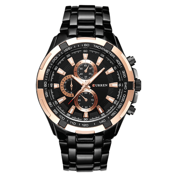 La Mia Cara Jewelry - Masculino - Luxury Waterproof Sports Army Quartz Watch