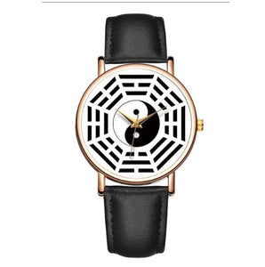 La Mia Cara Jewelry - Baosaili Black - Divertimento - Unisex Feng Shui Watch