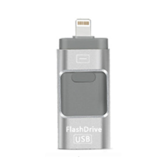 LA MIA CARA  - Mailo Silver- For iPhone Android and PC Flash Drive USB