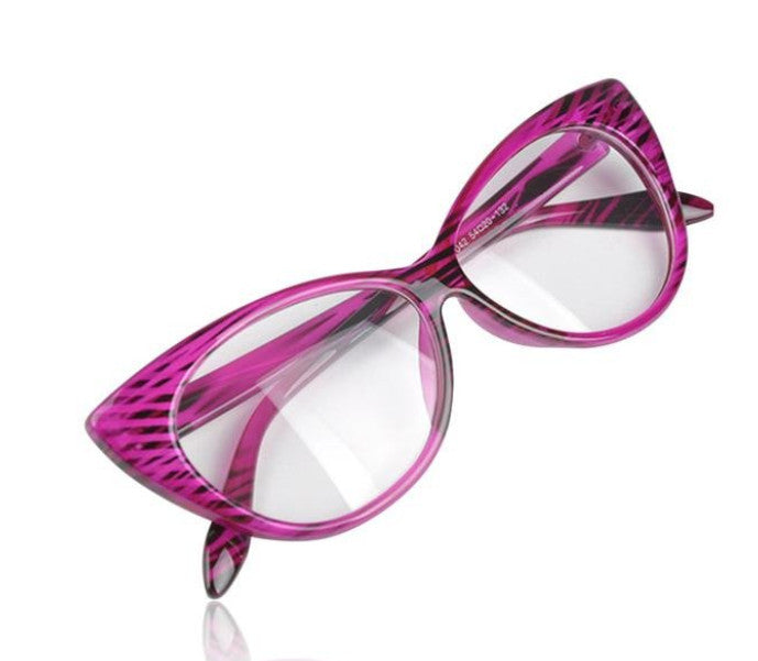 La Mia Cara Jewelry & Accessories - Berlin - 7 Variants of Spectacle Cat Eye Optical Glasses