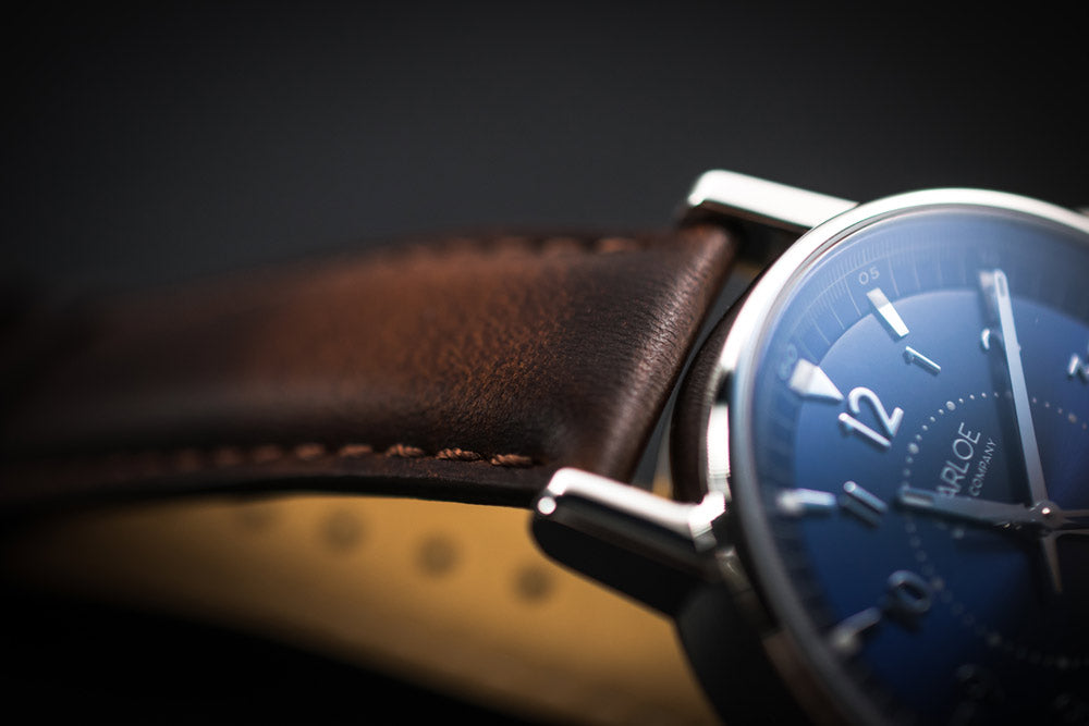 BLUE WITH STRAP HASKELL