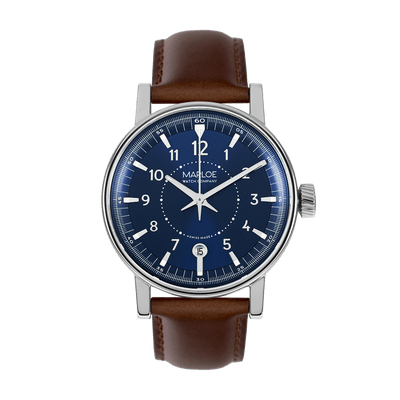 Haskell - Blue Dial