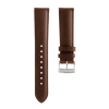 Mid-Brown Barenia Leather Strap - 20mm