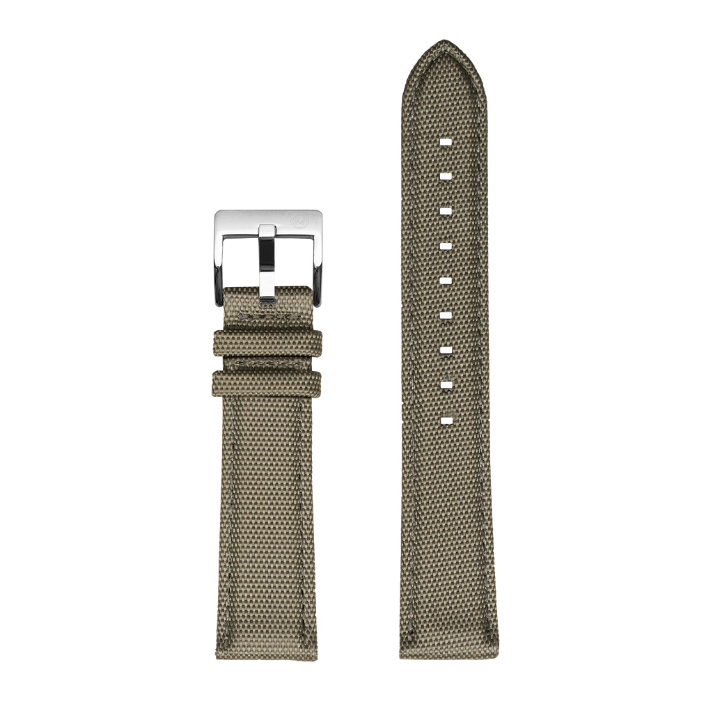 Forest Sailcloth Strap - 20mm