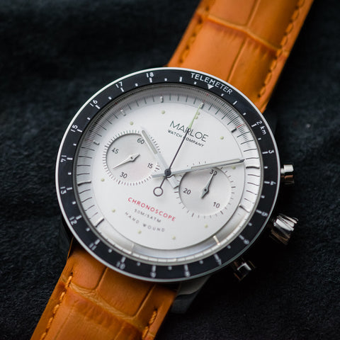 Lomond Chronoscope - Classic White (Pre-Order)
