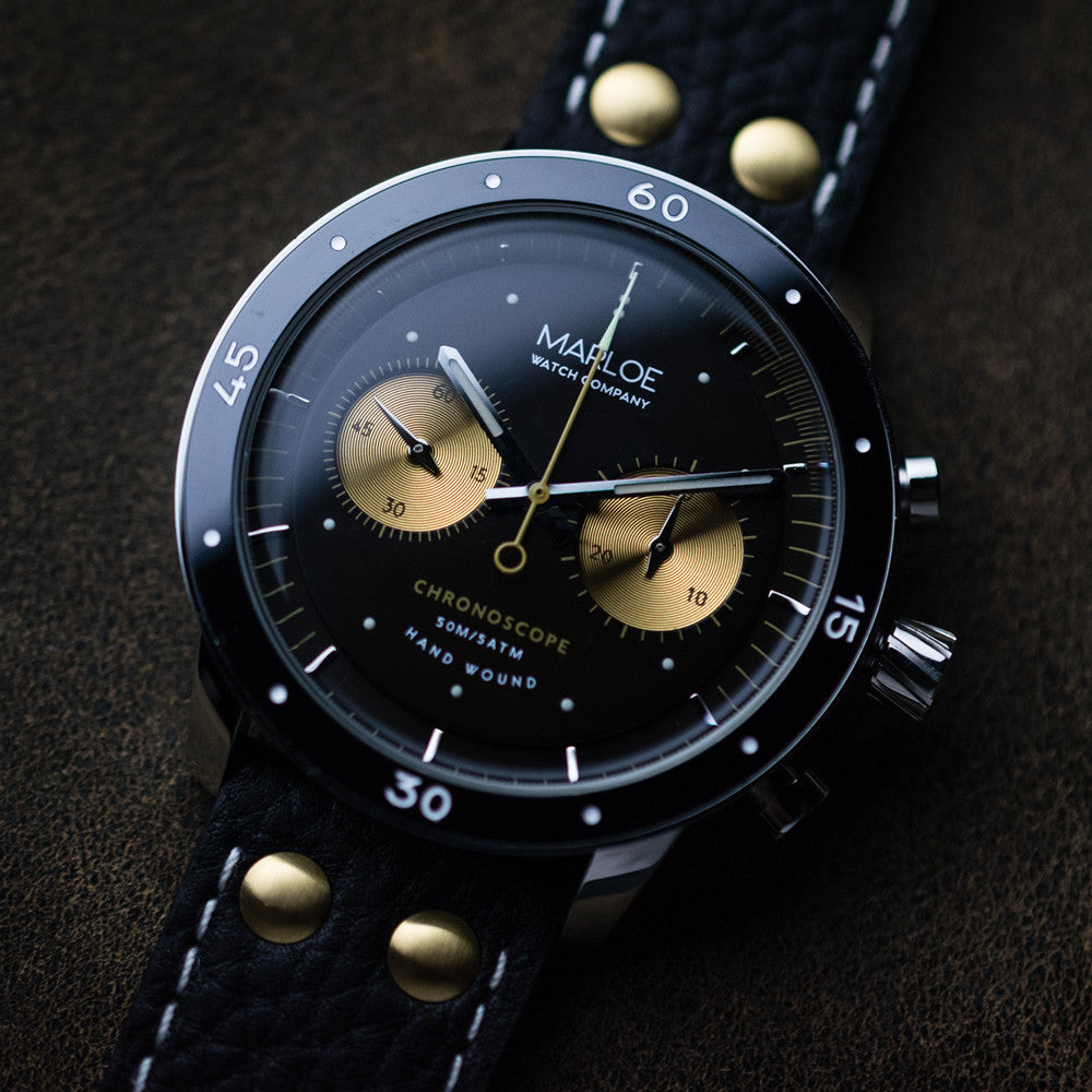 Lomond Chronoscope - Vintage Coffee (Pre-Order)